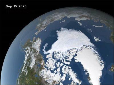 El Ártico se derrite, pero ¿a quién le importa?