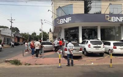 El BNF desembolsó 5.414 créditos durante pandemia •