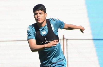Lorenzo Melgarejo tendría su estreno copero ante Alianza Lima