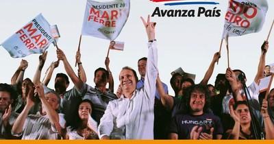 La Nación / Avanza País nunca pagó deuda por campaña y ahora banco inicia juicio
