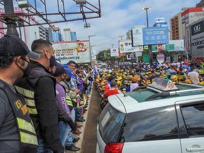 Gobierno anuncia APERTURA TOTAL del Puente y se LEVANTA MANIFESTACION