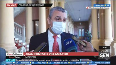 HOY / Juan Ernesto Villamayor, sobre publicaciones de Amnistía