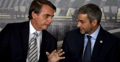 Solo falta 'telefonazo' entre Bolsonaro y Abdo para reapertura del Puente de la Amistad