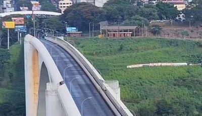 Gobierno anuncia apertura total de los puntos fronterizos con Brasil