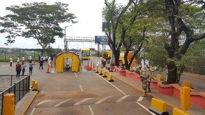 Crónica / Abrirán Puente de la Amistad desde este 29 de setiembre