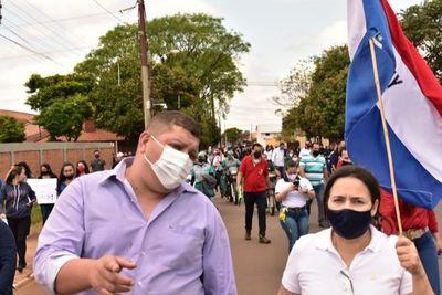 En un comunicado, el diputado Juancho Acosta promete reapertura de la frontera