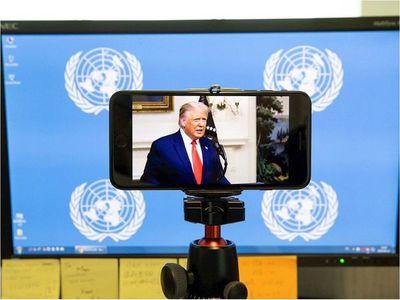 """Donald Trump pide que China """"rinda cuentas"""" por """"infectar al mundo"""""""