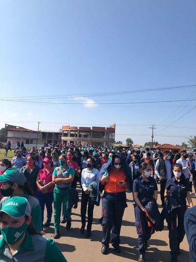 Desde Amambay exigen igualdad de condiciones en apertura de frontera
