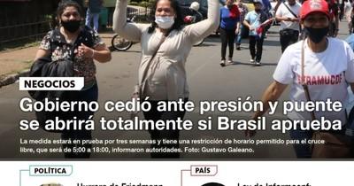La Nación / LN PM: Las noticias más relevantes de la siesta del 22 de setiembre