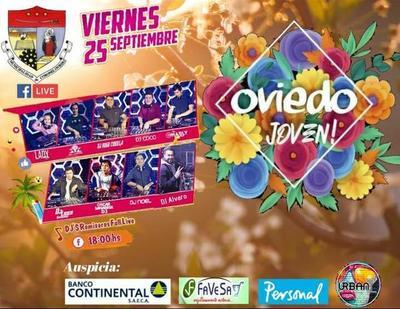 """Municipio ovetense organiza festival virtual por el """"Día de la Juventud"""" – Prensa 5"""