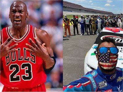 Michael Jordan tendrá un auto en la NASCAR 2021