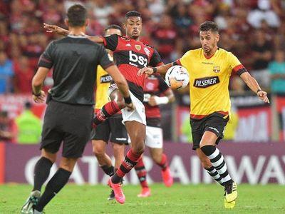 Clausuran estadio donde tienen que jugar Barcelona y Flamengo