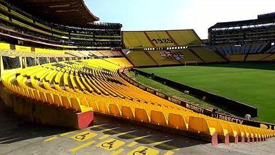 Ecuador inhabilita estadio en Guayaquil