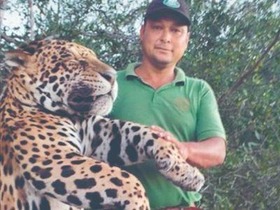 Investigan quién es el cazador del yaguareté