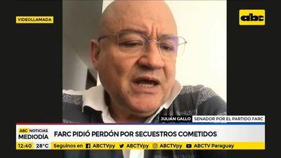 """""""Un conflicto armado termina siendo funcional solo a la élite"""", según senador del partido Farc"""
