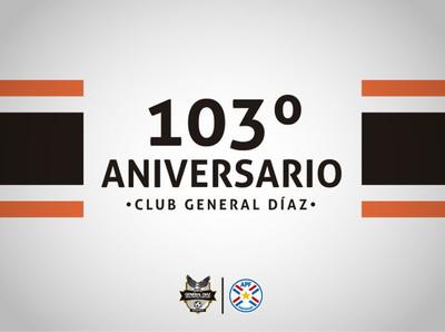 General Díaz cumple 103 años de vida