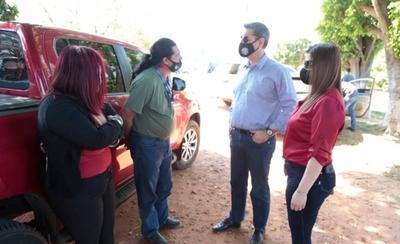 HOY / Detienen a pareja por extorsión a una concejala de Paraguarí