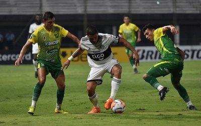 ¿Cuántos partidos de Libertadores ganó Olimpia en Argentina?