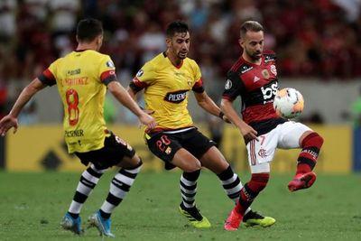 A solo horas del partido, clausuran estadio donde debían jugar Barcelona y Flamengo