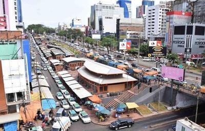 SET apuntará a la formalización de los comercios fronterizos en Ciudad del Este