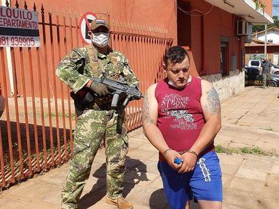 Detienen a brasileño que habría montado un laboratorio de cocaína