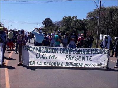 Campesinos exigen desembolsos para siembra en Misiones