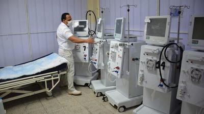 Reparan máquinas de diálisis del HRCO – Prensa 5