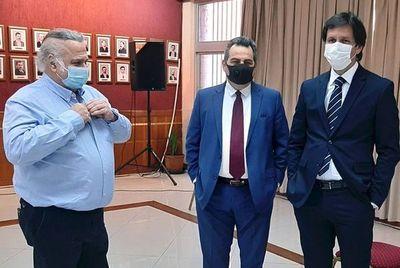 Reprograman para dentro de un mes juicio contra Óscar González Daher