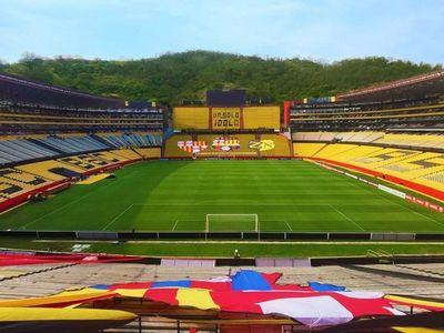 Finalmente habilitan estadio para Barcelona-Flamengo
