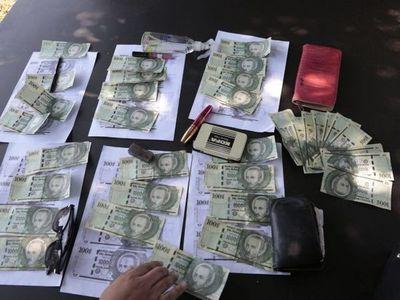 Dos detenidos por supuesta extorsión a concejala de Paraguarí