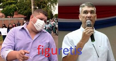 """Tildan a Gobernador y Diputado de """"figuretis"""" tras anuncio del Gobierno la apertura de las fronteras con el Brasil"""
