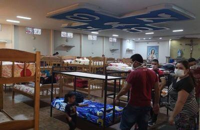 "Amnistía Internacional observó ""privación de libertad en centros de cuarentena"", según investigadora"