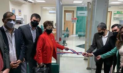 Habilitan nuevo local de la Cooperativa Universitaria en Caazapá