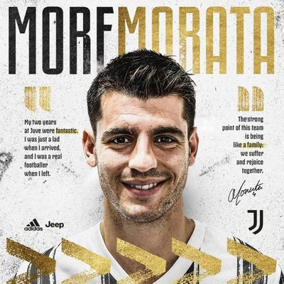 Se confirma la cesión de Morata