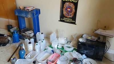 En Villa Elisa descubren laboratorio clandestino para procesar cocaína – Prensa 5
