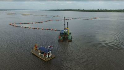 Insisten en proyecto APP de hidrovía que permita mantener navegabilidad de ríos