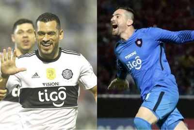 Miguel Samudio y Antony Silva retornan al fútbol paraguayo