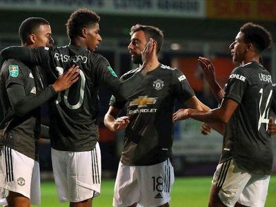 Mata, Rashford y Greenwood meten al United en octavos