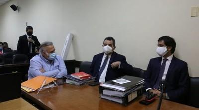 Posponen juicio oral y público de Óscar González Daher por caso audios del JEM