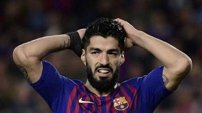 """El """"pistolero"""" Luis Suarez hizo copiatin, le pillaron y por eso no jugará con Ronaldo"""