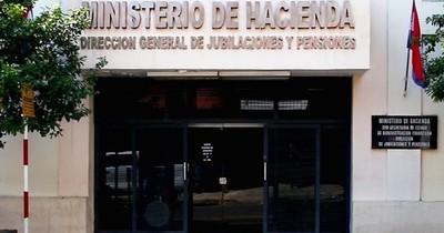 La Nación / Caja fiscal cerró hasta agosto con un déficit del 29%
