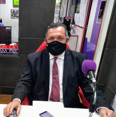 """""""Tenemos una justicia secuestrada por el poder político"""" según Sosa Bareiro"""