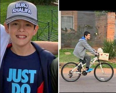 Menor que había desaparecido en Luque ya se encuentra con su familia