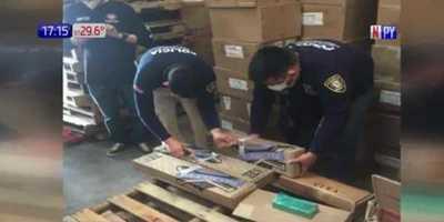 Detienen a un hombre por presunto tráfico de armas