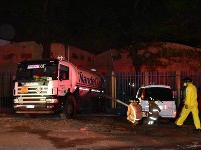 Familia de joven fallecido en explosión exige cambio de carátula