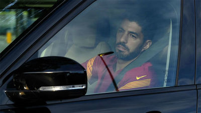 Luis Suaréz, cerca del Atlético de Madrid