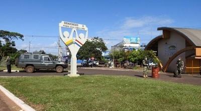 HOY / La Cámara de Industria y Comercio de PJC solicita la apertura total de la frontera con Brasil