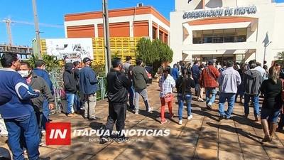 REACTIVACIÓN: GOBERNACIÓN SOLICITARÁ PRESENCIA DE MINISTROS EN ITAPÚA.