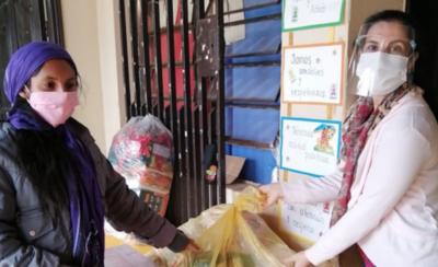 HOY / Asisten a más de diez mil niños y dos mil familias con Programa Abrazo