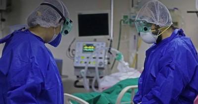 La Nación / COVID-19: traslado de pacientes a sanatorios será solo cuando Salud Pública no cuente con camas